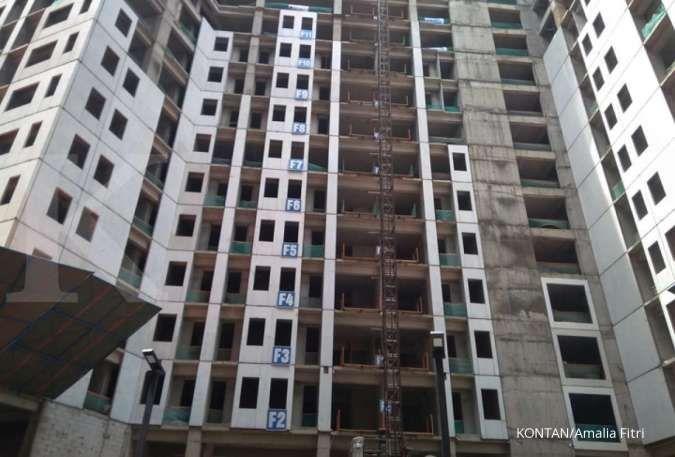 Trans Property gelar topping off Apartemen Tower A Transpark Cibubur