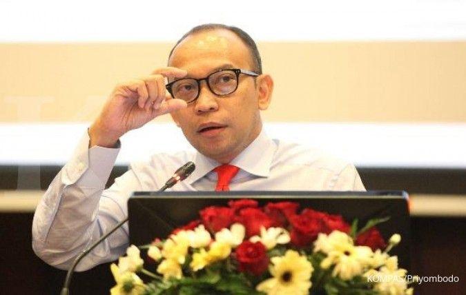 Mantan Menteri Keuangan M Chatib Basri