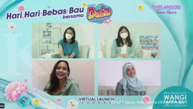 Wings Group luncurkan deterjen Daia Clean and Fresh Hijab