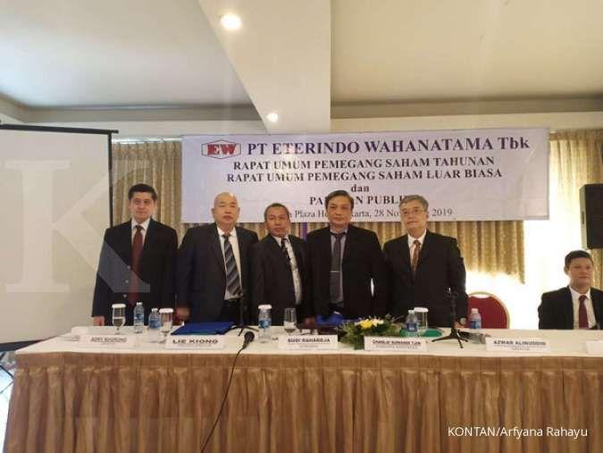 Begini rencana Eterindo Wahanatama (ETWA) setelah dapat dana dari investor baru