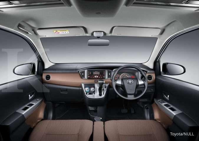 Harga <a href='https://batam.tribunnews.com/tag/mobil-bekas' title='mobilbekas'>mobilbekas</a> Toyota Calya (Interior)