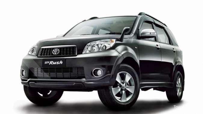 Harga <a href='https://batam.tribunnews.com/tag/mobil-bekas' title='mobilbekas'>mobilbekas</a> Toyota Rush per Februari 2021