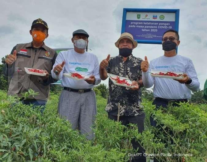 Bantu tanggulangi pandemi, Chevron Pacific Indonesia luncurkan program Cherish