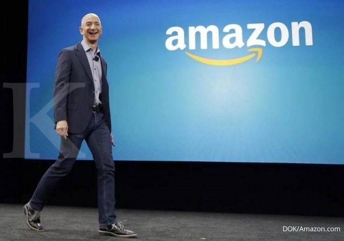 Seribu karyawan Jeff Bezos mau demo, ada apa?
