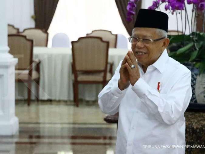 Wapres akan shalat Idul Fitri di rumah dinas