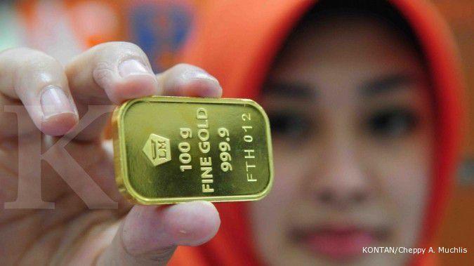 Harga Emas Antam Naik Rp 12.000 Hari Ini 14 Oktober, Simak Daftarnya!
