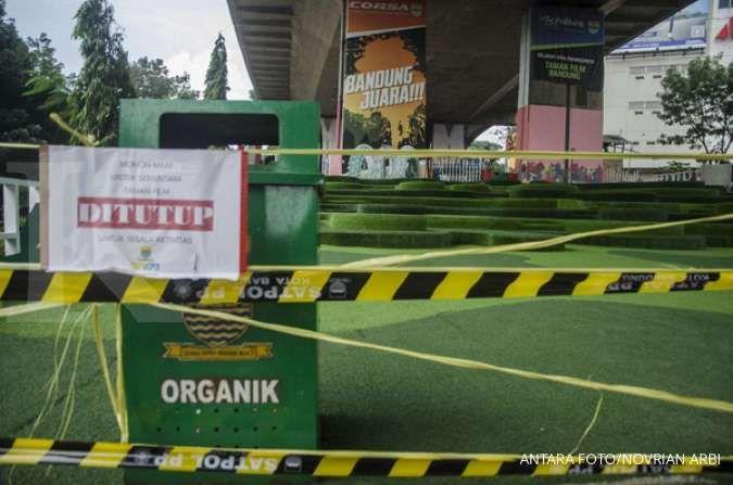 Catat, Kota Bandung tertutup bagi orang luar!
