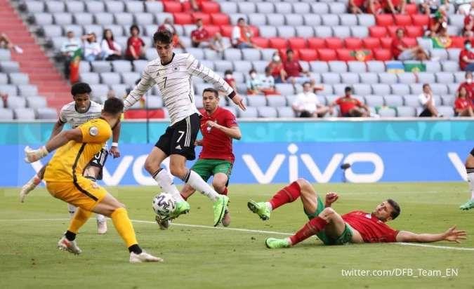 Kai Havertz jelang laga Inggris vs Jerman