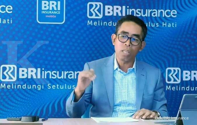 Bos BRI Insurance sebut literasi asuransi secara digital lebih efektif