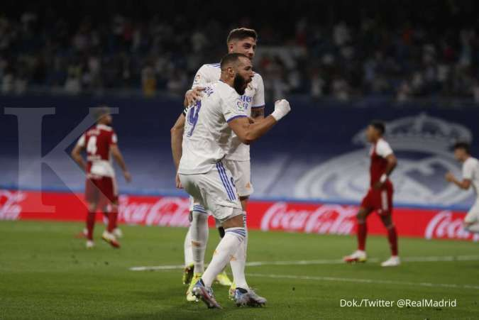 Prediksi Inter Milan vs Real Madrid di Liga Champions, Los Blancos waspadi Nerazzurri