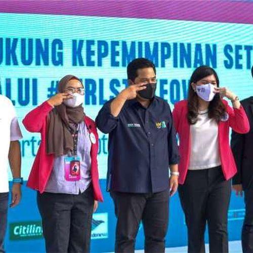 Telkomsel Berpartisipasi Dalam GirlsTakeOver 2021, Akselerasikan Pemberdayaan Perempuan di Industri Teknologi Indonesia