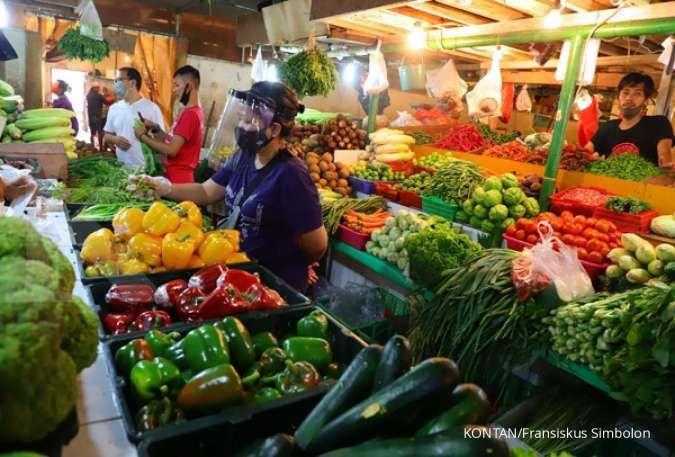 Harga pangan mulai stabil, IKAPPI: Daya beli masyarakat turun