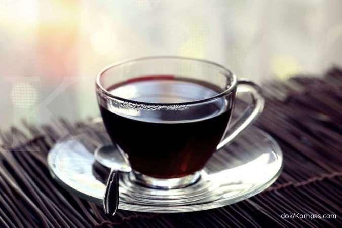 Kopi hitam termasuk salah satu obat herbal sesak nafas.