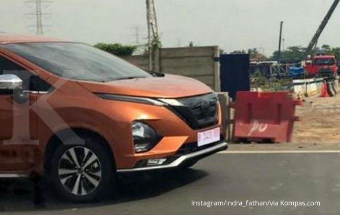 Nissan Livina Xpander dipastikan meluncur 19 Februari
