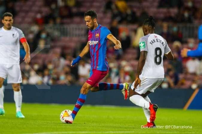 Hasil Barcelona vs Granada di La Liga Spanyol