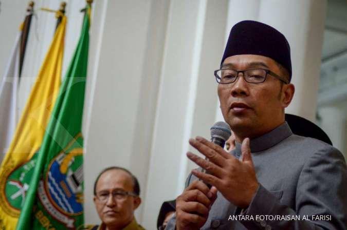 Gubernur Ridwan Kamil bagikan 30 bus wisata ke 27 kota kabupaten di Jabar