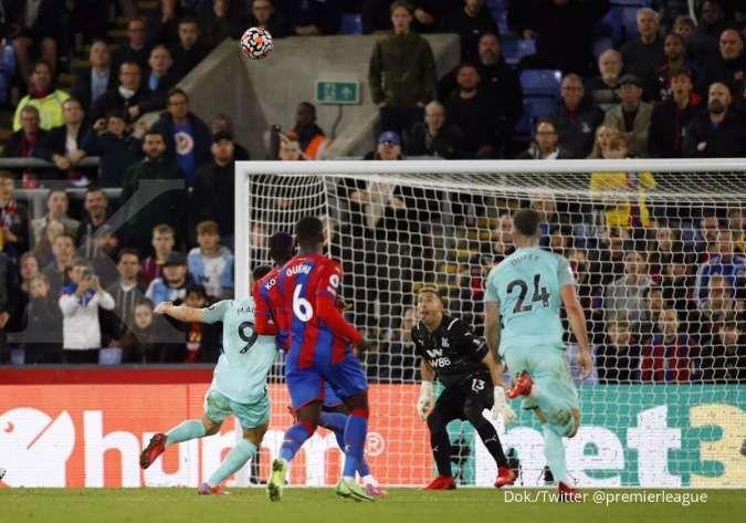 Hasil Liga Inggris Crystal Palace vs Brighton