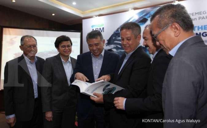 Kinerja ABM Investama (ABMM) masih bisa ditopang oleh bisnis jasa