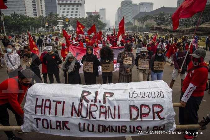 Waspada demo! Sebaiknya hindari kawasan Istana Negara dan MH Thamrin