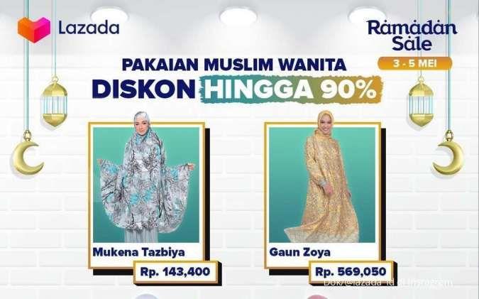Promo diskon Adidas, Lazada, hingga Shopee di bulan Ramadan dan Hari Raya Idul Fitri