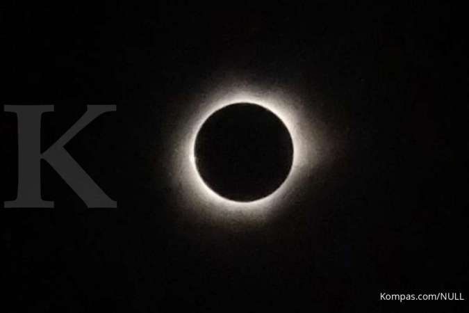 Gerhana matahari cincin (10/6) segera dimulai, ini waktu, daerah & link untuk melihat