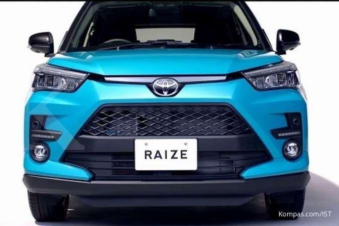 Toyota Raize siap meluncur di Indonesia, berikut kisaran harganya