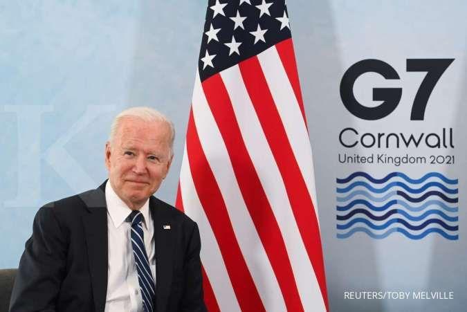 G7 saingi China dengan rencana besar terkait infrastruktur