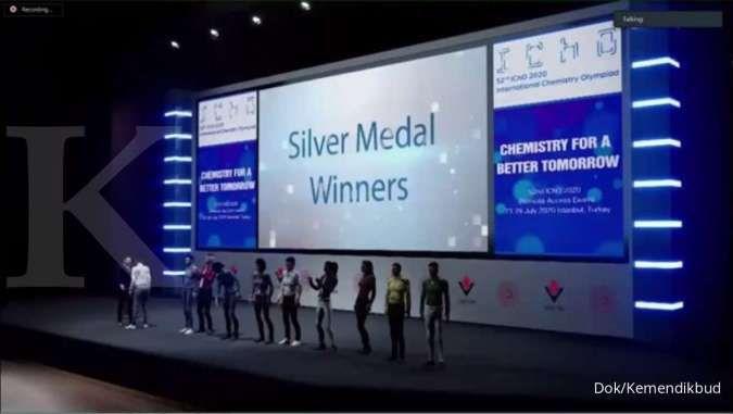 Empat siswa Indonesia mendapatkan medali dalam olimpiade kimia Internasional yang berlangsung di Istanbul Turki