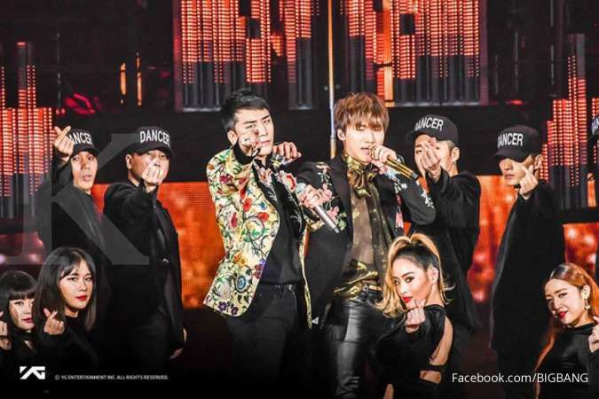 Leader boyband BIGBANG telah menyelesaikan wajib militernya