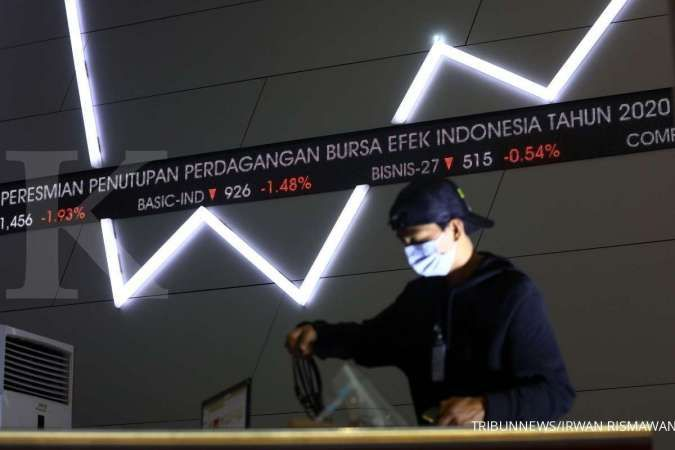 Intip 10 saham paling banyak dikoleksi asing saat IHSG rebound pada Senin (22/2)