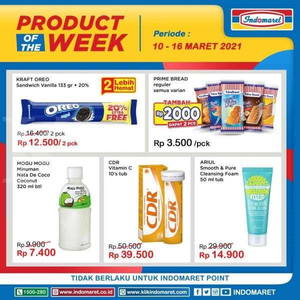 Promo Indomaret Product of The Week 10-16 Maret 2021