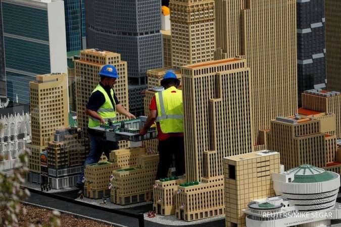 Data ketenagakerjaan Amerika pada Mei menunjukkan angka positif