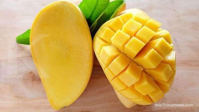 7 Manfaat buah mangga untuk kesehatan bila dikonsumsi secara rutin