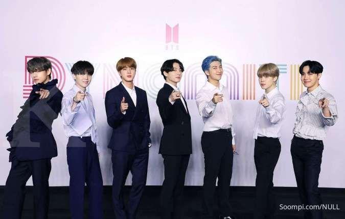 BTS geser rekor PSY, lagu Korea paling lama bertahan di 10 besar Billboard Hot 100