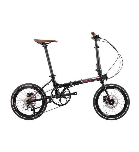 Baru, harga sepeda lipat United Black Horse X Parang Kencana cukup terjangkau
