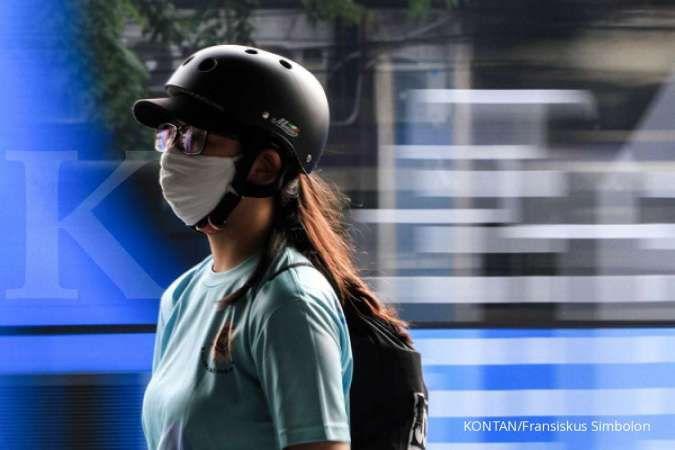 Hari ini kasus virus corona di Jakarta bertambah 312 kasus