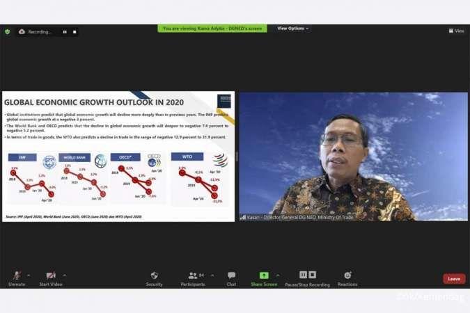 Kemendag Gali Potensi Dagang Indonesia-spanyol melalui Forum Bisnis Virtual