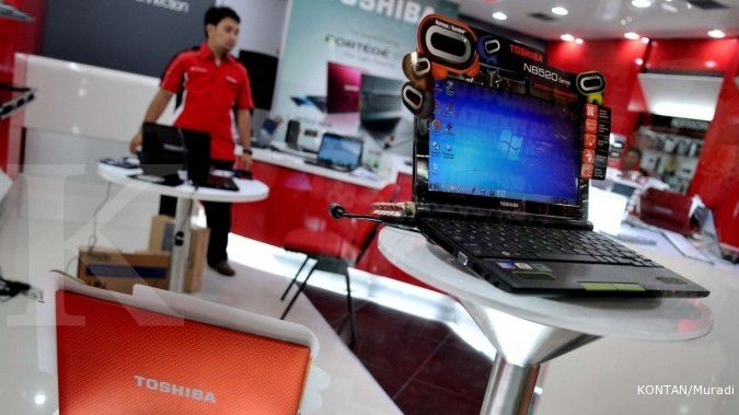 Pertama, Ultrabook dengan layar sangat lebar