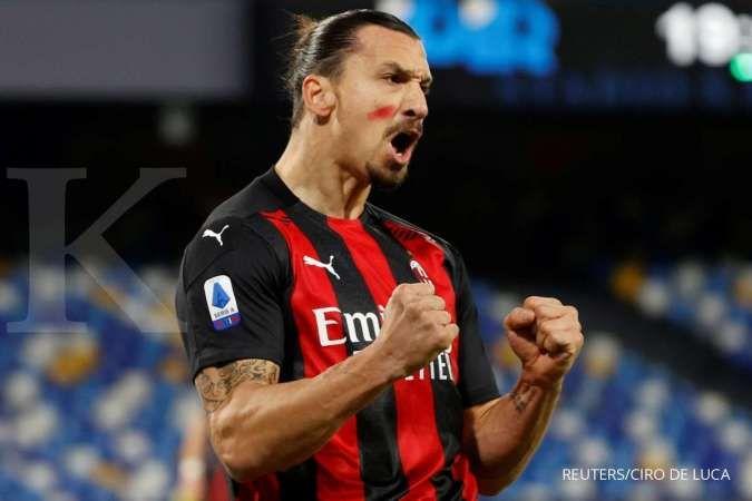 AC Milan vs Torino di Coppa Italia: Menanti kembalinya magis Ibra di lapangan