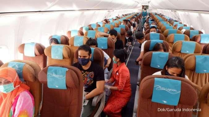 Garuda Indonesia imbau calon penumpang perhatikan ketentuan SIKM Jakarta