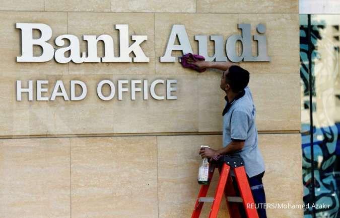 Bank-bank di Lebanon diterpa krisis: Pekerjaan hilang, pinjaman turun