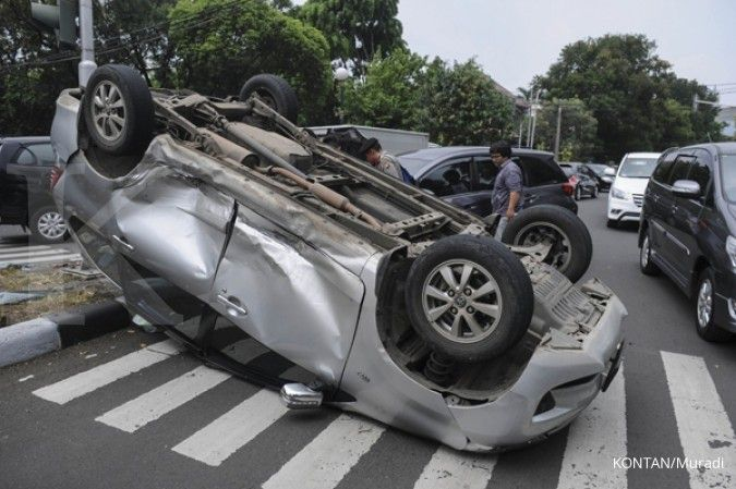 Ingat, klaim asuransi kendaraan bisa ditolak jika melanggar rambu lalu lintas
