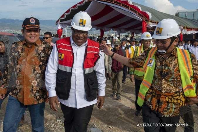 Dukung KEK Kota Palu, flyover pertama di Sulawesi Tengah selesai awal 2020
