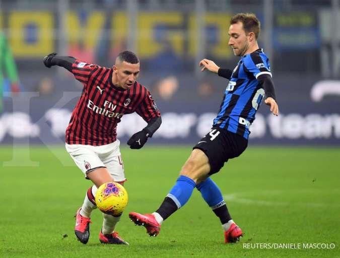 Gelandang Inter Milan Christian Eriksen akan dijual bulan depan