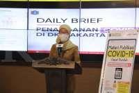 Rekor Baru Kenaikan Harian Kasus Corona Di Indonesia Tembus 2 600