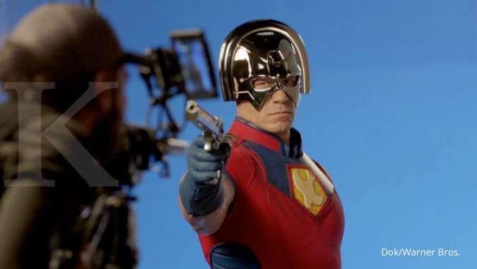 John Cena jadi Peacemaker di Suicide Squad dan serial baru, usai Fast and Furious 9
