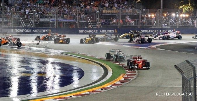 Tim Formula 1 McLaren cari dana £ 275 juta, mobil balap antik bakal jadi jaminan