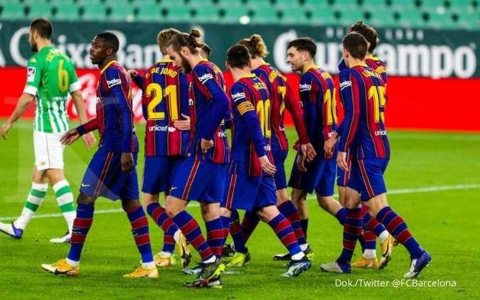Jelang Real Madrid vs Barcelona di La Liga Spanyol