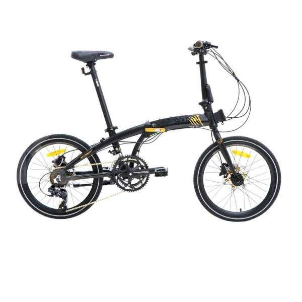 Gak pake mahal! Ini loh harga sepeda lipat Element Ecosmo termurah
