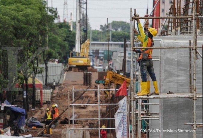Laju infrastruktur belum diikuti lapangan kerja